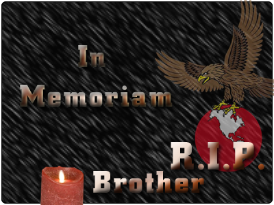 RIP Brothers-In Memoriam